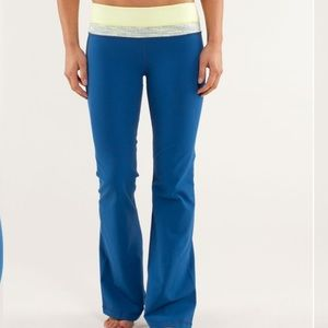 Lululemon Groove Pants -Reversible